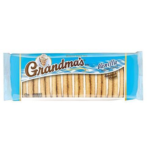 Grandma's Vanilla Cookies