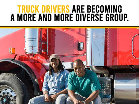 Trucking Is Becoming A More Diverse Group