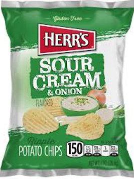 Herr's Sour Cream & Onion