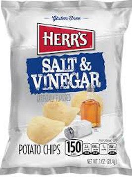 Herr's Salt & Vinegar