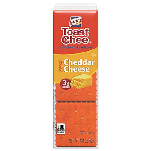 Lance Cheddar Cheese Crackers