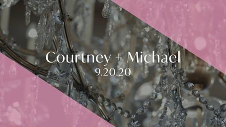 Wedding Videography - Courtney + Michael