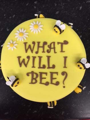 Bee Baby reveal