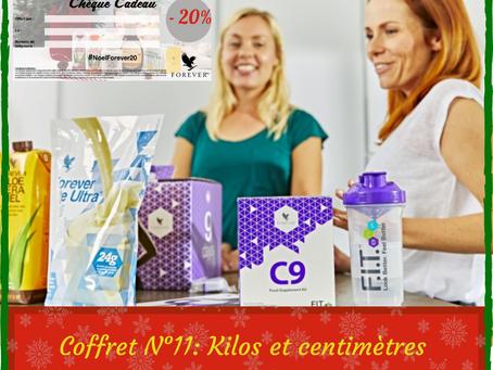 """Coffret N°11 : """"Kilos & Centimètres"""""""