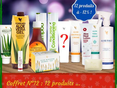"""Coffret N°12 : """"12 produits ..."""""""