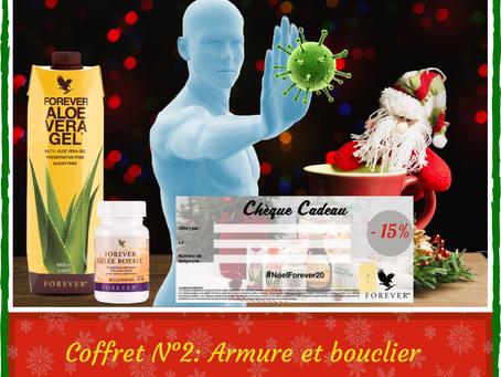 "Coffret N°2 : ""Armure & Bouclier"""