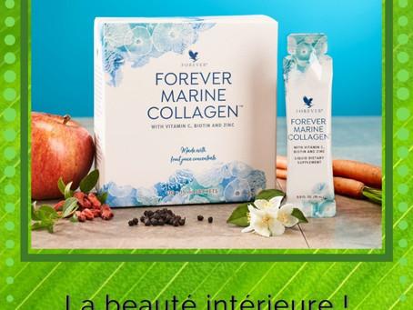 Forever Marine Collagen.