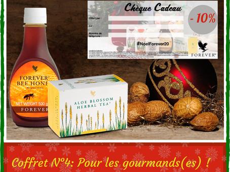 """Coffret N°4 : """"Pour les gourmands(es)"""""""