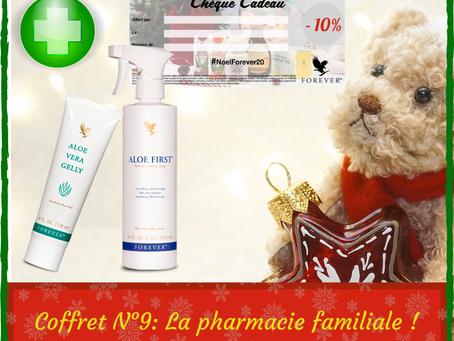 "Coffret N°9 : ""Pharmacie Familiale"""