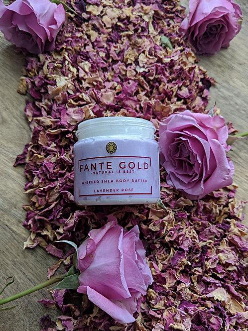 Lavender Rose Shea Body Butter
