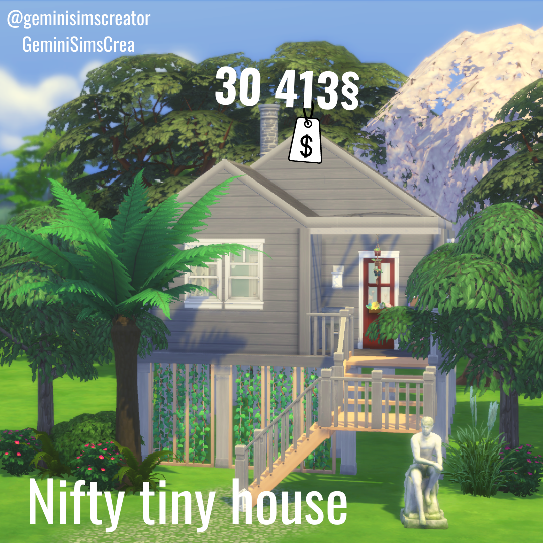 Nifty tiny house