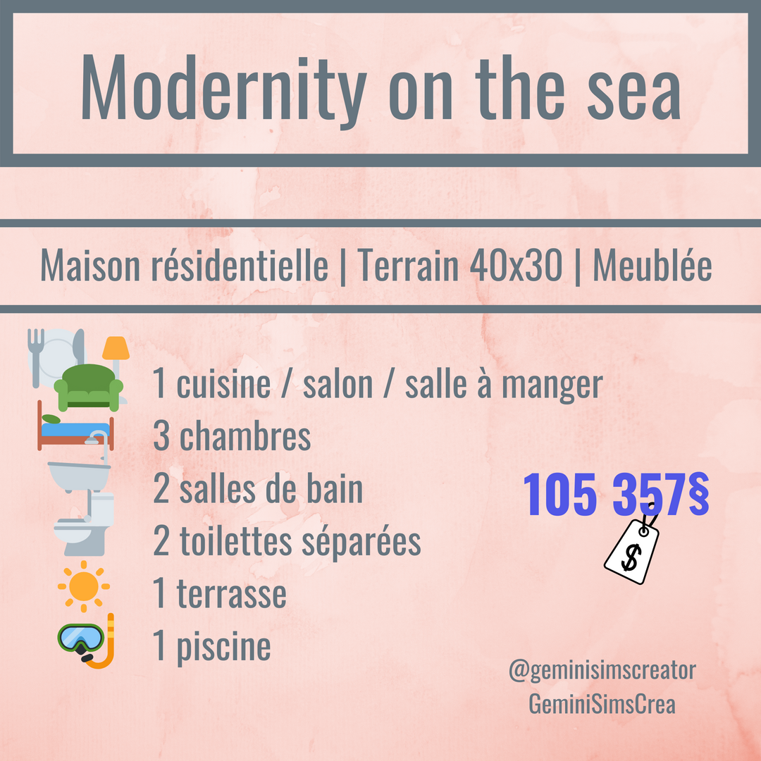 Modernity on the sea