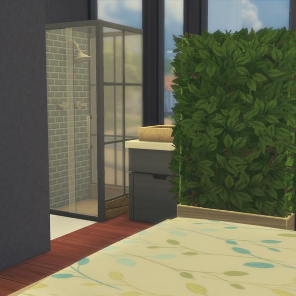 Lovely modern house