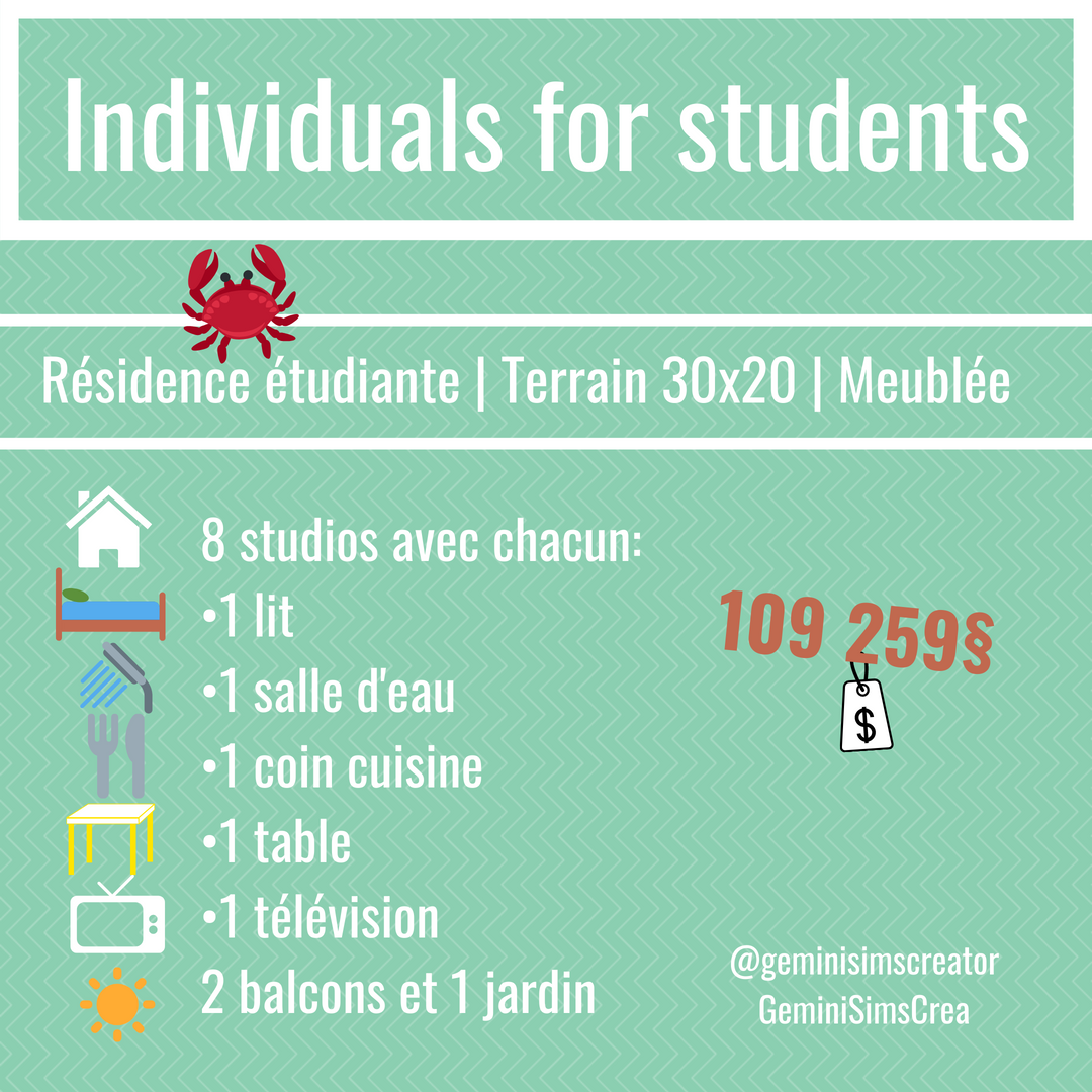 Individuals for students