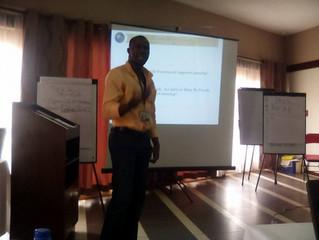 RESH Trains Ebola Survivors Association of Liberia