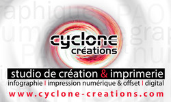 CYCLONE créations