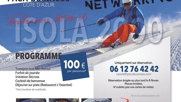 Sortie Journée au ski