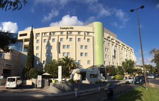 Réservez votre séjour au Campanile Nice Aéroport, nous vous offrons un apéritif maison (par personne