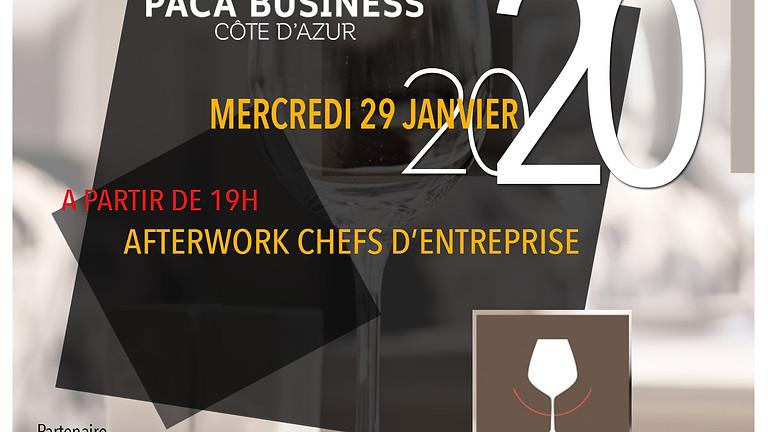 Afterwork chefs d'entreprise