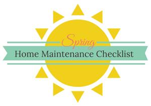 Spring Checklist Insurance