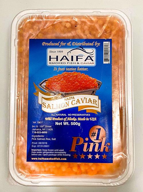 Salmon Caviar Haifa