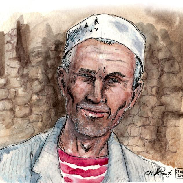 Humani Afrika-Tunisie-Gabes--Toujane-Ancienne-20170429-140701-MAP-SK