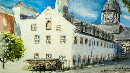 Le monastère des Ursulines