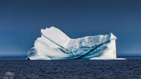 Le premier iceberg