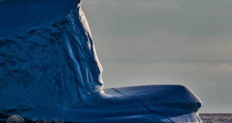 La glace millénaire