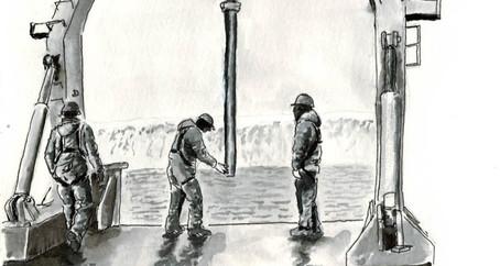 Les secrets de la mer
