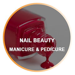 Nail Beaiuty, Manicure and Pedicure