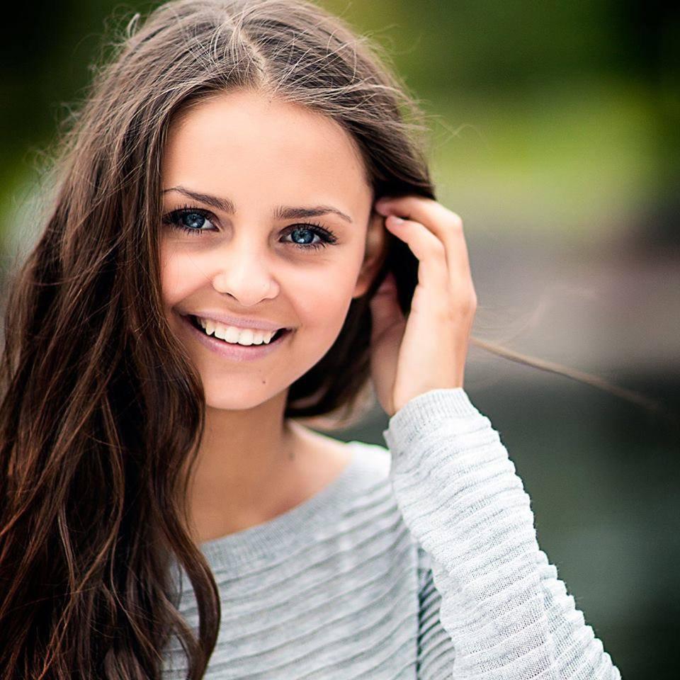 Teenage klip, pige (11-14 år)