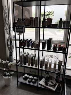 Nancy salon, Din lokale frisør i Ska