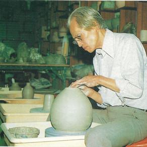 Cultivator of Taiwan's Modern Ceramic Art