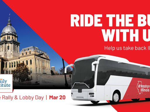 3/20/19  Pro-Life Rally & Lobby Day - Bus Trip