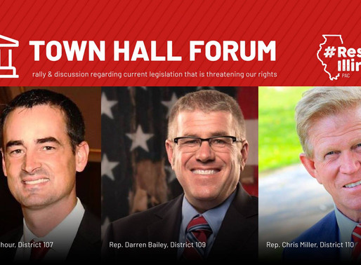 3/10/19  Town Hall Forum & Rally