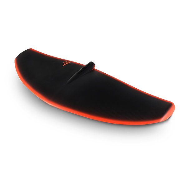 SLINGSHOT HOVER GLIDE INFINITY 84CM CARBON WING 19711026 SUP SURF WING TOP ANGLE VIEW