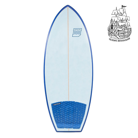 "JETPILOT FLYING DUTCHMAN 4'8"" BLUE"
