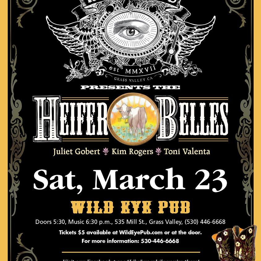 The Heifer Belles: Original Back Porch Americana