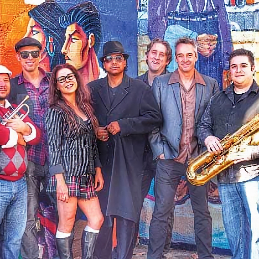 Joy and Madness: High-powered Funk Goodness for Serious Dancing!