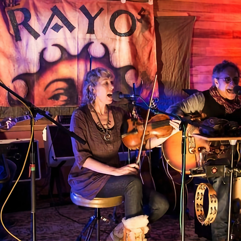 The Rayos in Concert: Original World Beat Music for Dancing and Listening