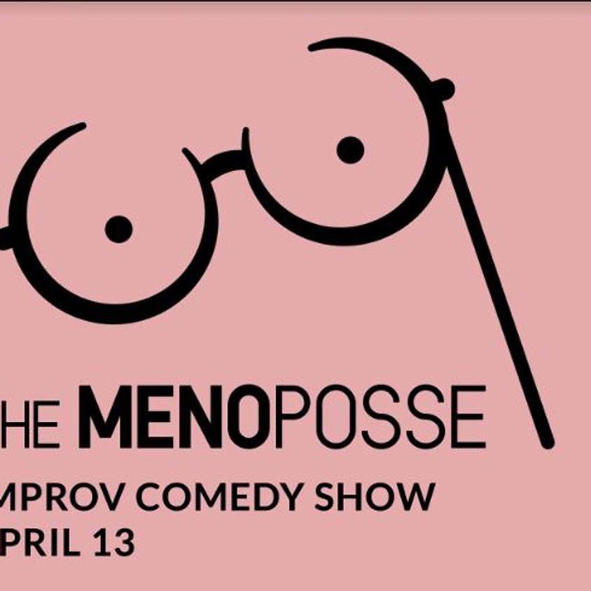MenoPosse Improvisational Comedy Troupe: 1st Monthly Wild Eye Comedy Night!