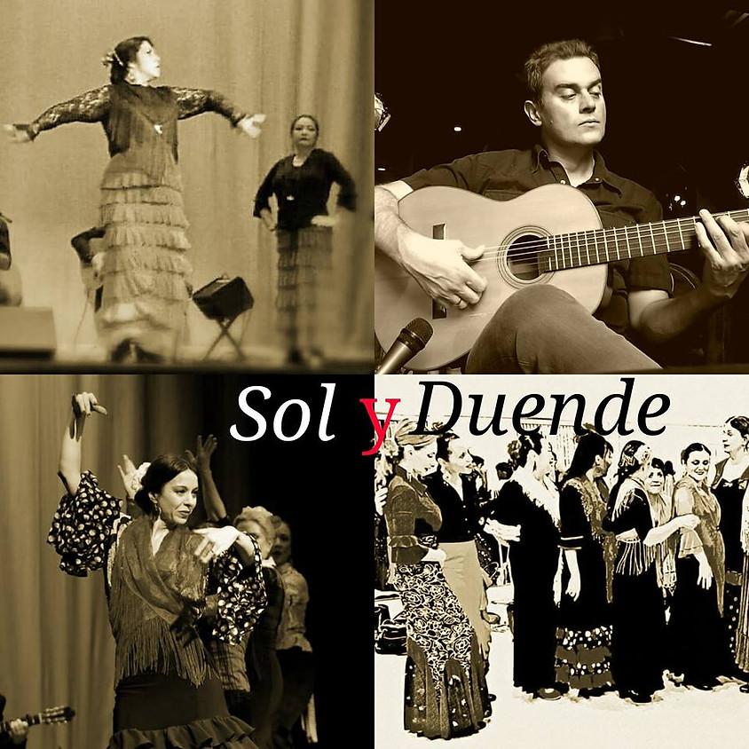 Sol y Duende Flamenco Cuadro: Flamenco music and dance