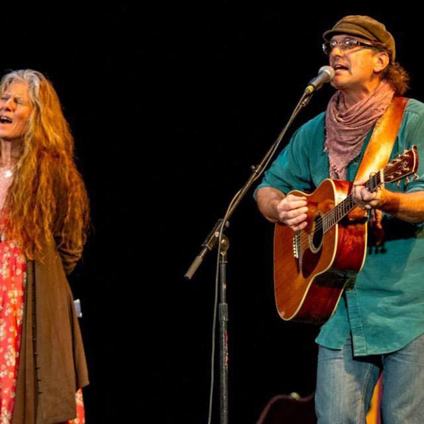 In Concert: Paul Kamm & Eleanore MacDonald: benefit for Cats of Skiathos