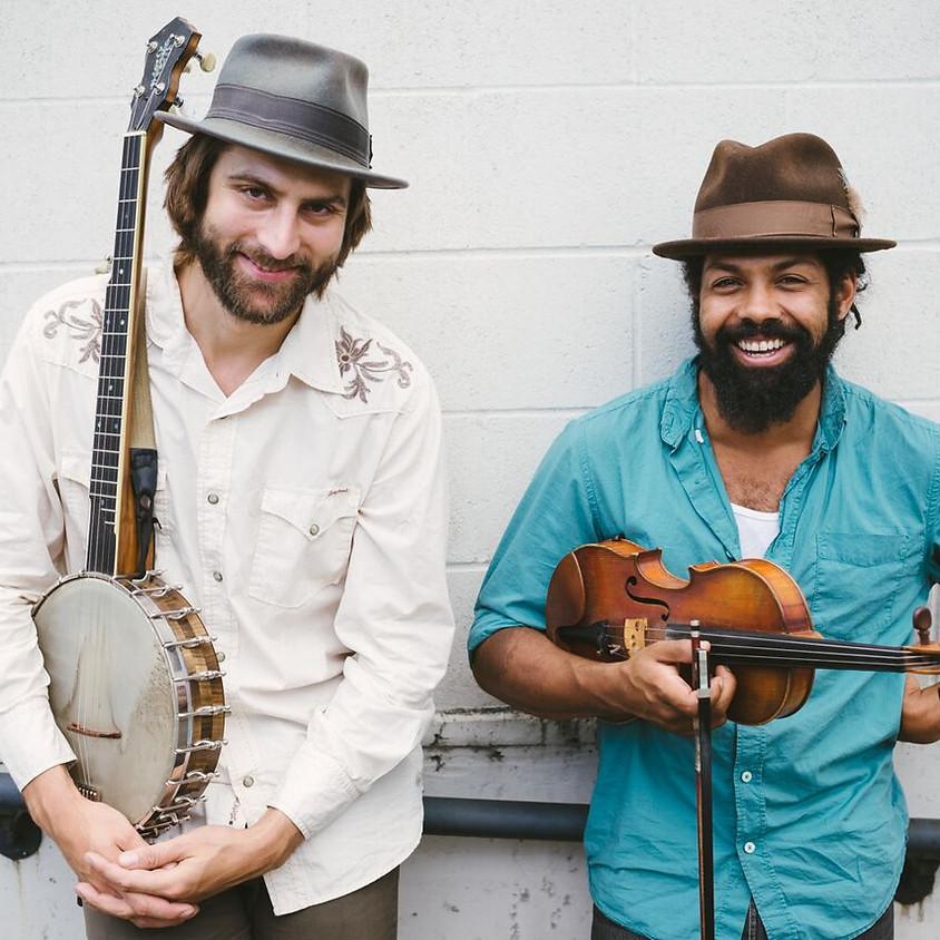 Ben Hunter & Joe Seamons Concert: Roots/Americana