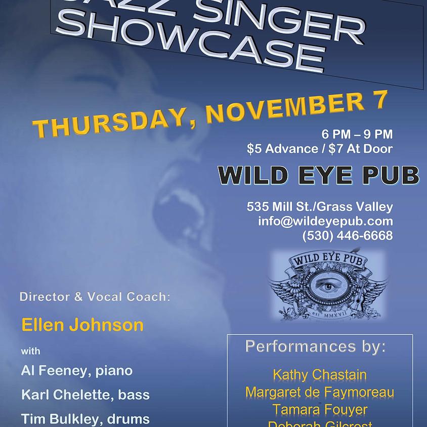 Vocal Visions' Jazz Singer Showcase