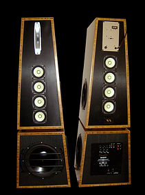 audiophile, high efficiency loudspeaker, SET friendly loudspeaker, handmade in USA, OTL, SET, tube amplifier, Valve amplifier, soundstage, holographic sound, 3D sound, efficient, Single ended triode, Output transformerless amplifier, full range