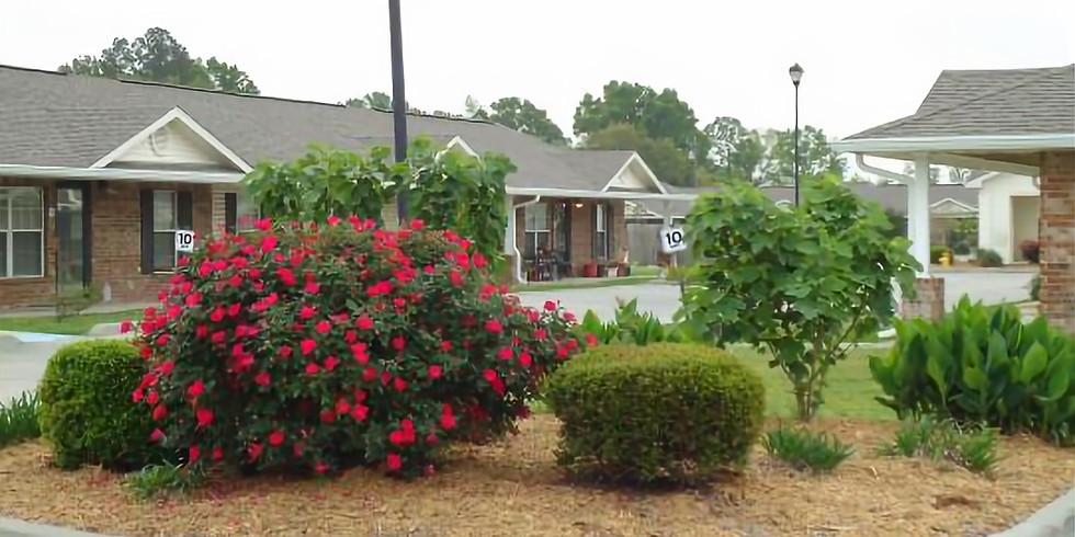 Collecting bids on roofing for Belle Rose Gardens in Carencro