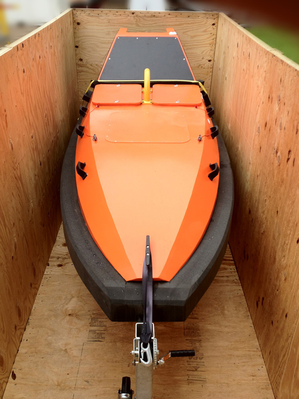 kayak shipping crate