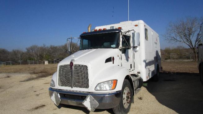 2013 Kenworth Wireline Truck T3